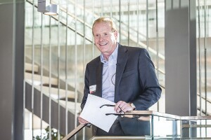 Cary Evert, Hilti North America President and CEO