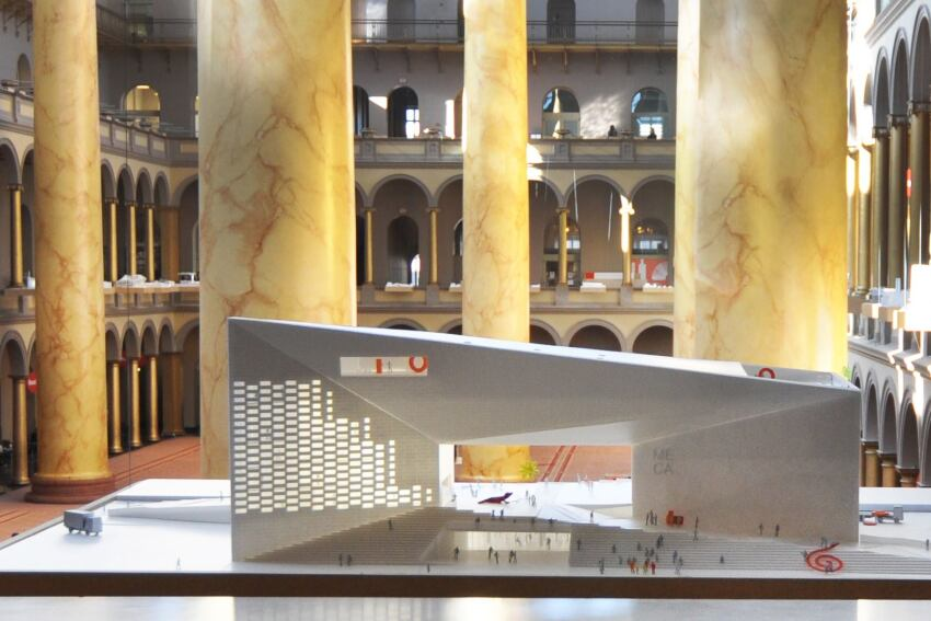 BIG Opens HOT TO COLD at the National Building Museum