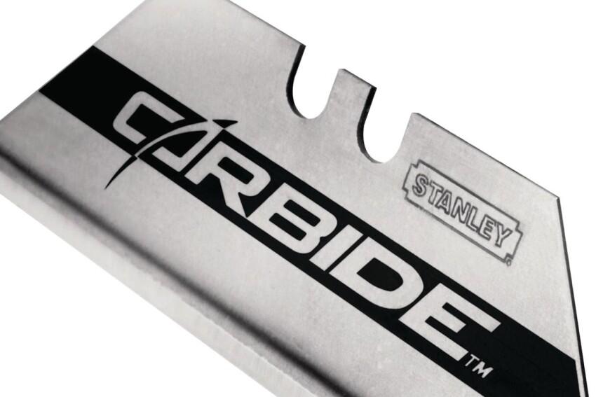 Razor's Edge: Stanley Carbide Utility Blades