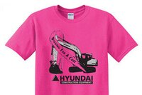 Hyundai Construction Equipment Americas Goes Pink