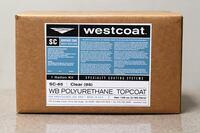 Westcoat Specialty Coating Systems SC-65 Water-Based Polyurethane Sealer