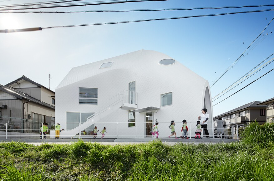 House Architects clover house | architect magazine | mad architects, okazaki, japan