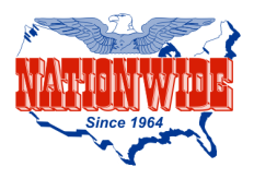 Nationwide Chemical Coating Mfrs. Logo