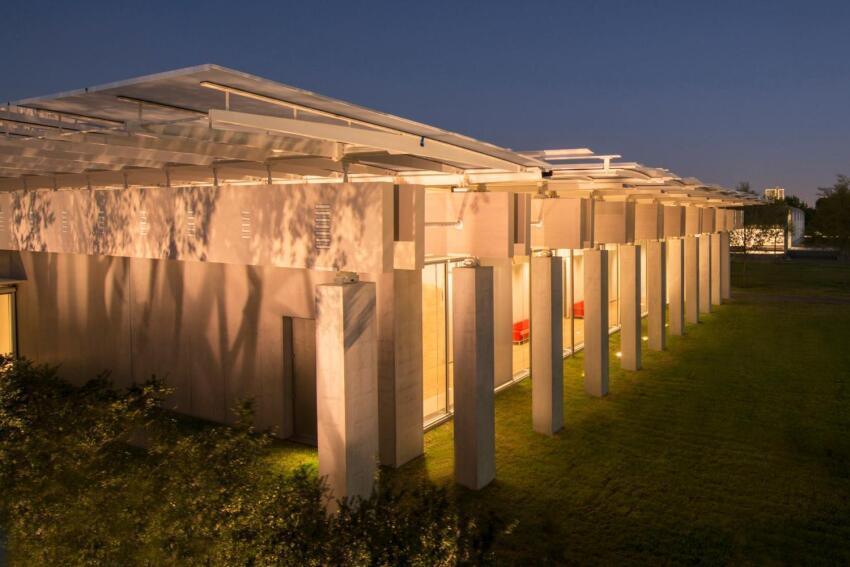 Photographer Robert LaPrelle's Shots of Renzo Piano's New Kimbell