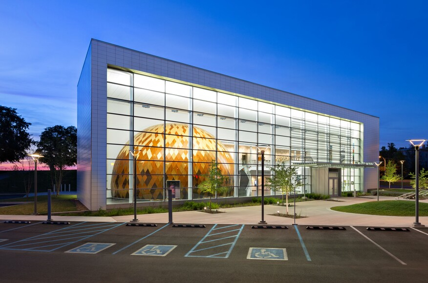 Evansville Museum of Arts, History and Science | Architect