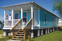 The Mississippi Alternative Housing Program Has Developed a New Model for Rescue Housing