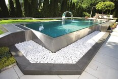 The U.S. Has a New Stainless Steel Pool Manufacturer - Imported from Europe