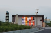 Pump Station Combines Flood Control with High Design