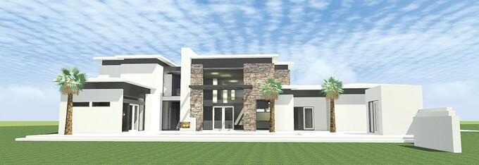 Fourplans The Best New Modern Designs Builder Magazine
