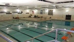 The East Detroit High School Pool