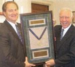 Association honors Congressman