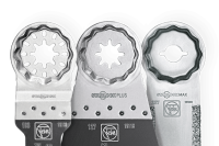 The Fein Starlock Mounting System For Oscillating Multi-Tools