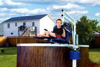 Aqua Creek Products Offers The Spa Lift Elite