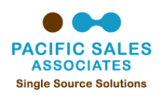 Pacific Sales Associates Logo