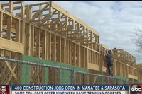 Desperate Need for Construction Workers in Florida