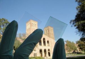 Highly transparent solar cells developed for windows