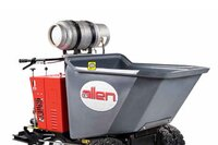 Propane Wheel Buggy from Allen Engineering