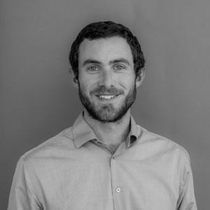 Michel Dedeo is working part-time for four months as a material-health fellow at Perkins+Will in San Francisco.