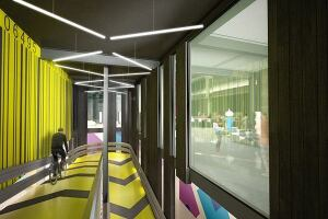 Alphabeta in London, United Kingdom by Studio RHE.