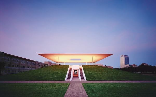 James Turrell, Twilight Epiphany, 2012.