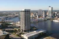 ON THE WATERFRONT: With the St. John's River as its centerpiece and a moderate cost of living, Jacksonville has broad appeal for the condo-conscious.