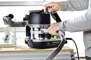 Festool Conturo Edge Bander--part of the Perfect Edge System