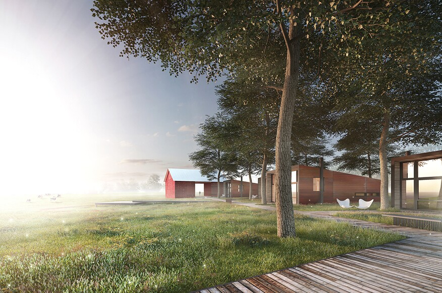 Heroic Food Farm Architect Magazine – Landscape Architect Training