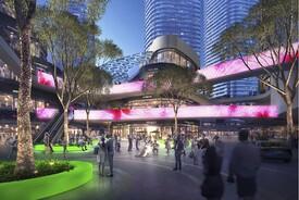 Chengdu Performing Arts and Entertainment Center Landscape Design