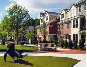 Energy tracking helped affordable housing nonprofit HRI identify areas for efficiency upgrades at its Auburn Court development.