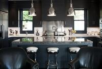 Kitchens Burst Into Black