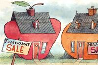 Distressed Resales Turn Home Pricing into a Free for All