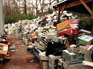 Twenty states have passed e-waste laws since the Congressional E-Waste Working Group formed eight years ago.
