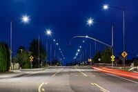 Converting sodium lights to LEDs