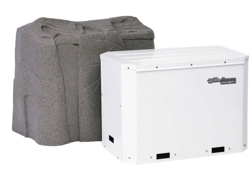 The Envision Series Outdoor Split Heat Pump From WaterFurnace International Inc.