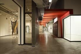 Western Michigan University Frostic School of Visual Arts Kohrman Hall Renovation