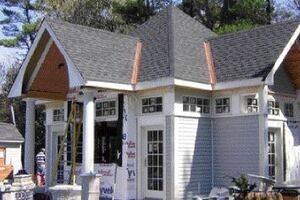 Building a Strong Cathedral Hip Roof