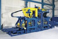 Block and Landscape Products Machine