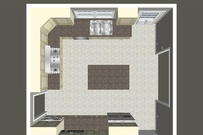 Cost Vs Value Project Major Kitchen Remodel Remodeling