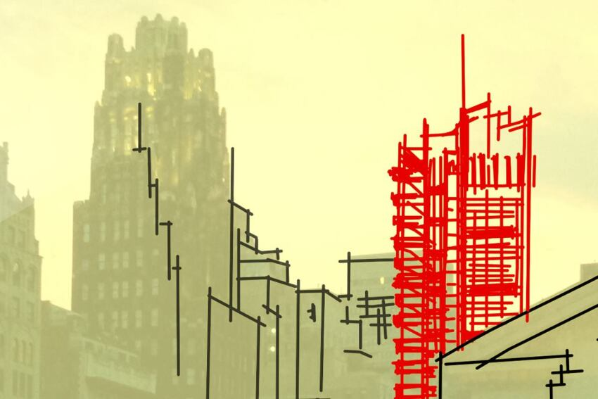 Architects' Beloved Yellow Trace Becomes a Mobile App