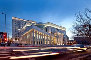 AIA TAP BIM Award recipient: Ralph L. Carr Colorado Judicial Center by Fentress Architects and Mortenson Construction