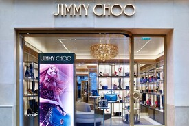 Jimmy Choo Paris Avenue Montaigne