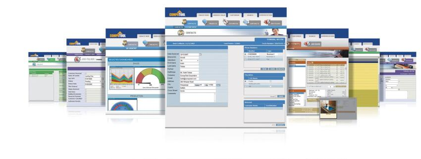 CompuTool Web-Based Construction Management Software
