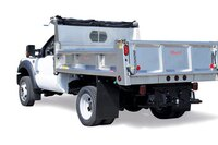 Stainless Steel Dump Body