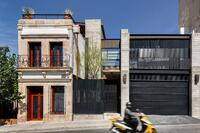 Opposites Attract in Urban Renovation