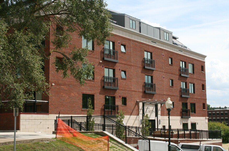 Rochester first street lofts architect magazine for Residential architects rochester ny