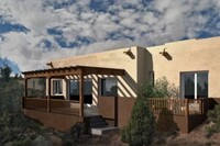 Santa Fe Architect Designs a Net Zero Home For Less