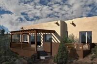 Santa Fe Architect Designs a Net Zero Home For Less