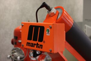 The Martin Roll Gen System is a self-contained mini power station.