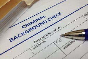 The Case for Criminal Background Checks