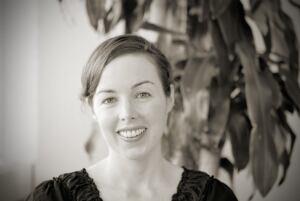 Senior editor Meghan Drueding.